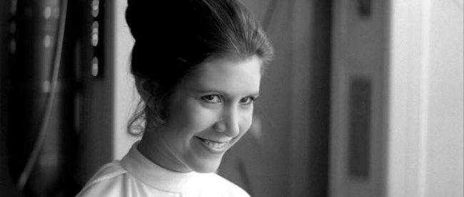 GeekOWT - Carrie Fisher