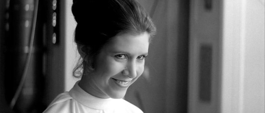 GeekOWT – Carrie Fisher